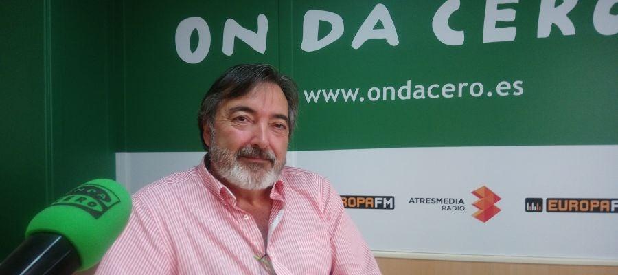 Salvador Martínez, director del Instituto de Neurociencias de la UMH de Elche.