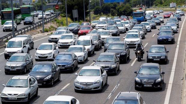 Casi el 60% de los accidentes de tráfico se producen yendo y viniendo del trabajo