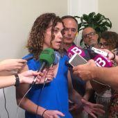 Rosario Sánchez, Delegada del Gobierno