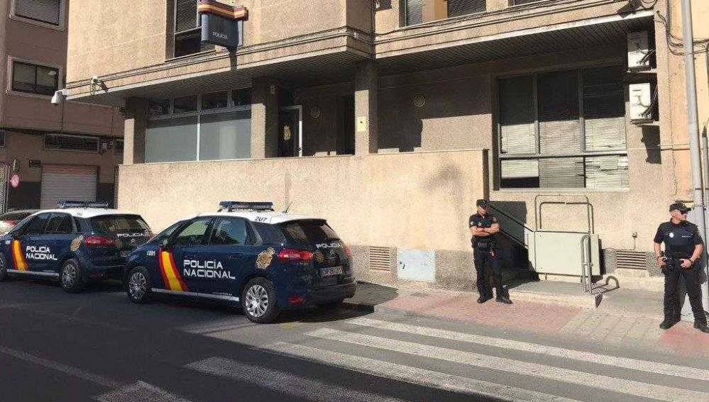 Policía Nacional de Elda