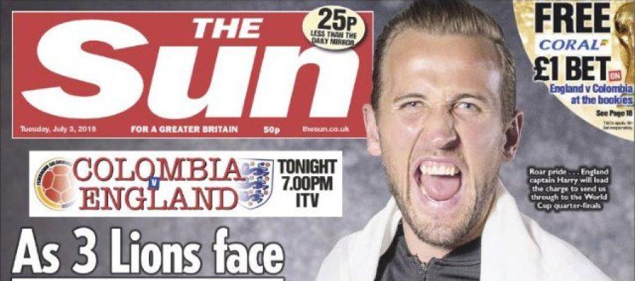La polémica portada de 'The Sun'