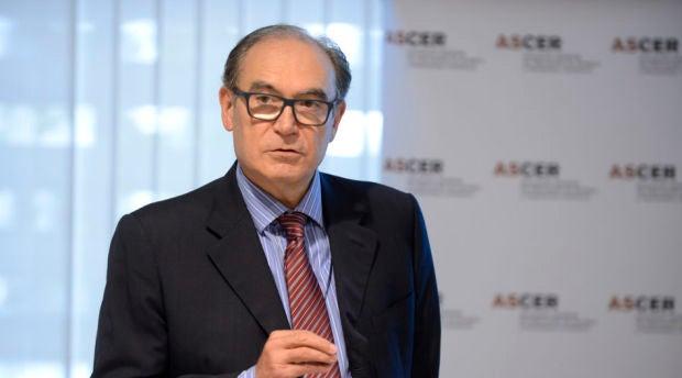 El presidente de Ascer, Vicente Nomdedeu.