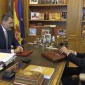 Felipe VI preside el primer Consejo de Seguridad Nacional de la etapa Sánchez
