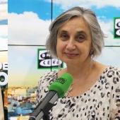 Carmen Pellicer y Alejandra Mazo
