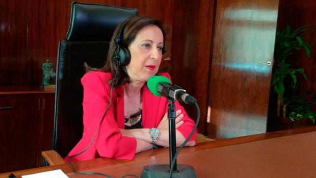 """Margarita Robles, sobre las grabaciones a Corinna: """"Nadie puede chantajear al Estado de Derecho"""""""