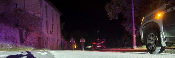 La Guardia Civil cree que huido en Turieno puede ir armado y pide no acercarse a la zona