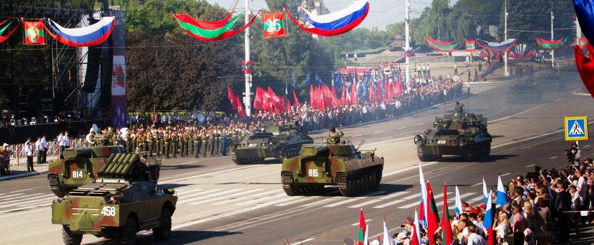 Punta Norte: Transnistria, el país que no existe