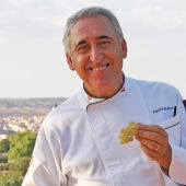 El chef Adolfo Muñoz