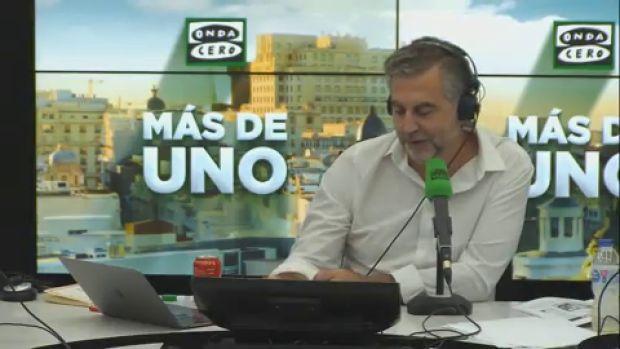 VÍDEO del monólogo de Carlos Alsina en Más de uno 20/07/2018