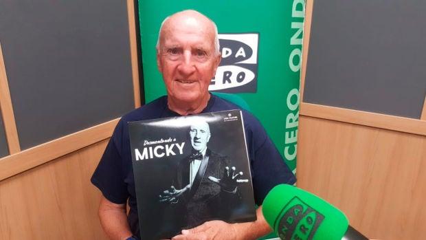 "Micky Carreño: ""Confunden mi voz con la de Jorge Muñoz Cobo"""