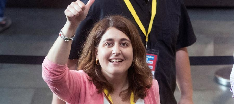 Marta Pascal, excoordinadora general del PDeCAT.