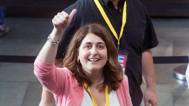 Marta Pascal, coordinadora general del PDeCAT.