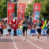 La final de los 400 del campeonato de España