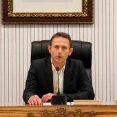 El alcalde de Torre-Pacheco, Antonio León
