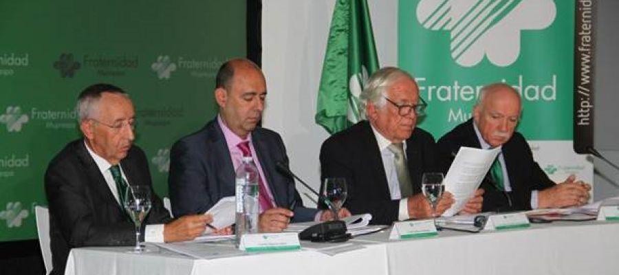 Fraternidad-Muprespa ingresa 1.068 millones en 2017