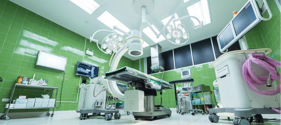 sala de quirófano