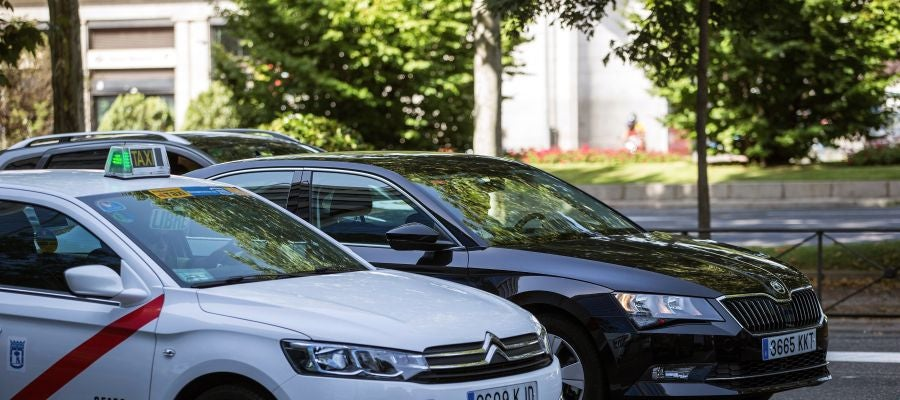 Vuelta a la normalidad tras la huelga de taxis