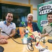 Hector Luis Suárez y Jorge de Juan