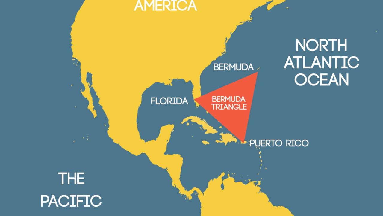 Desaparece En El Triángulo De Las Bermudas Un Barco Con 20 Personas A Bordo Onda Cero Radio