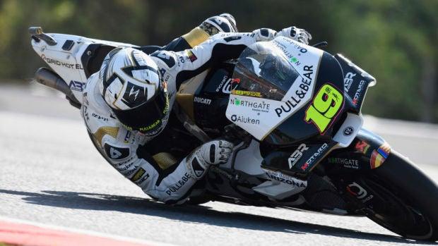 """Álvaro Bautista: """"En Superbikes, armas y equipo voy a tener para luchar por algo bueno"""""""