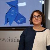 Manuela Nieto, concejala de Festejos, Medio Ambiente e Igualdad