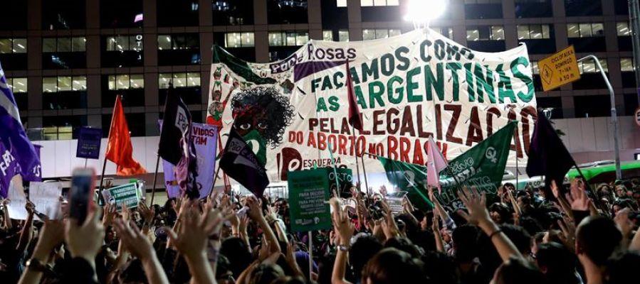 El Senado de Argentina rechaza legalizar el aborto