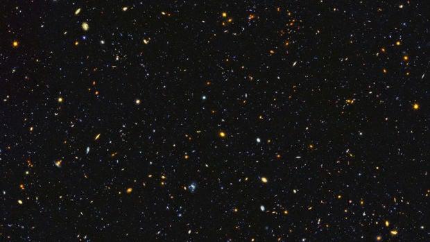 Aparici en órbita: ¿Qué son los cuásares fríos?