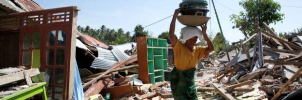 Nuevo terremoto en la isla de Lombok