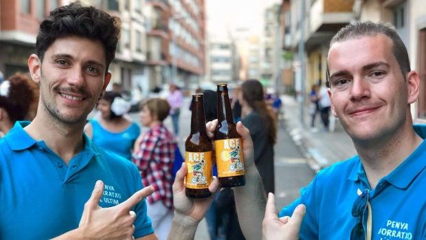 Cerveza Artesana solidaria Vila-real