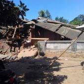 Terremoto de 6,9 en Lombok, Indonesia