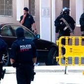 Interior mantiene el nivel 4 de alarma antiterrorista tras el suceso de Cornellà