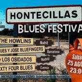 hontecillas blues festival 2018