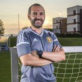 El seleccionar español femenino sub-20, Pedro López.