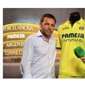 Javier Calleja, entrenador del Villarreal CF