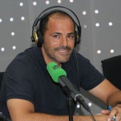Salva Ballesta en Radioestadio.