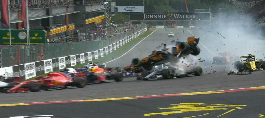 Alonso, 'volando' en Spa