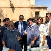 Varios concejales del PP estuvieron en el inicio de las Fiestas de Las Casas
