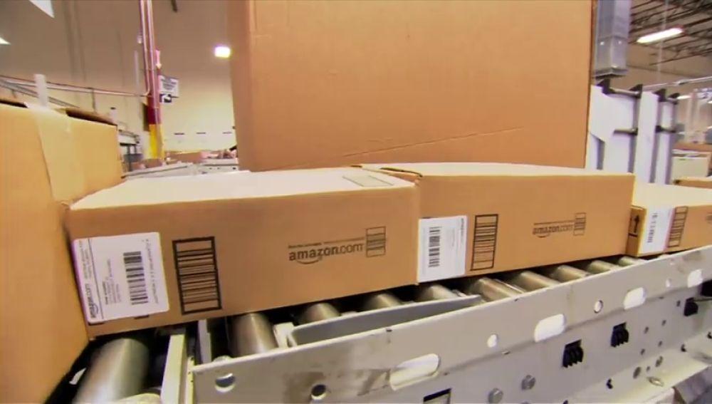 Amazon se convierte en la segunda empresa de EEUU que alcanza el billón de dólares en bolsa