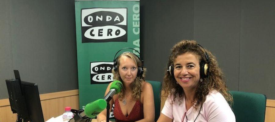 La consellera de Presidencia y portavoz del Govern, Pilar Costa, valora la actualidad en Onda Cero Mallorca.