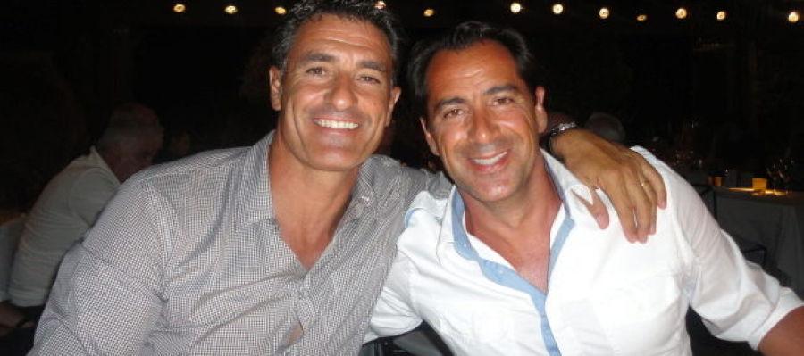Mariano Aguilar es representante de Míchel y Adrián González, con los que les une una gran relación personal desde hace muchos años.