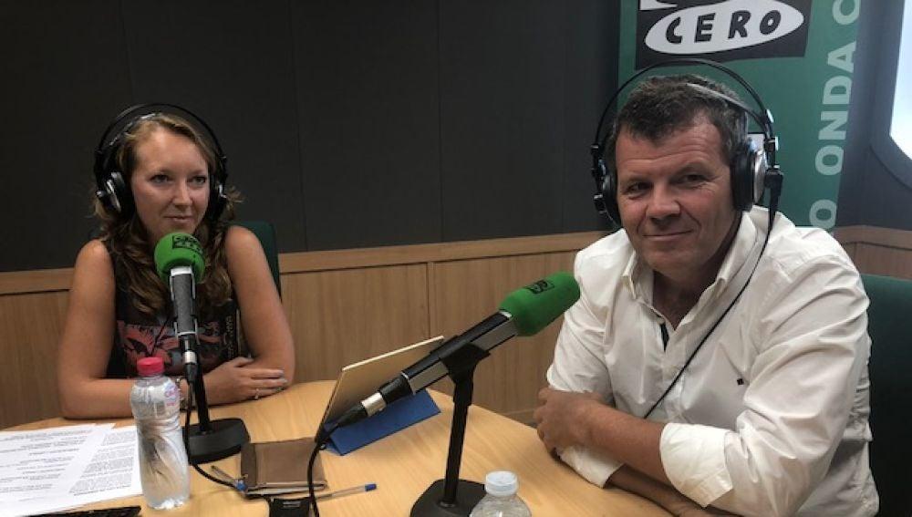 El presidente de la patronal balear de concesionarios de vehículos, Andrés Vidal, habla sobre la nueva ley balear contra el cambio climático.