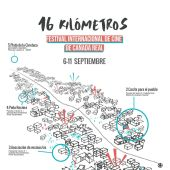 Cartel del Festival de Cine de la Cañada Real