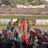 El estadio de Madagascar en el que ha sucedido el trágico suceso