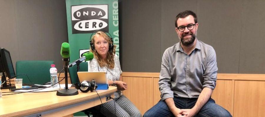 El alcalde de Palma, Antoni Noguera, repasa los asuntos más importantes al inicio del curso político.