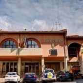 El Ayuntamiento de Borriol, donde se guardará un minuto de silencio por la vecina que ha sido asesinada.