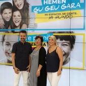 Campaña de visibilización de haurtxokos y gaztelekus de Gipuzkoa