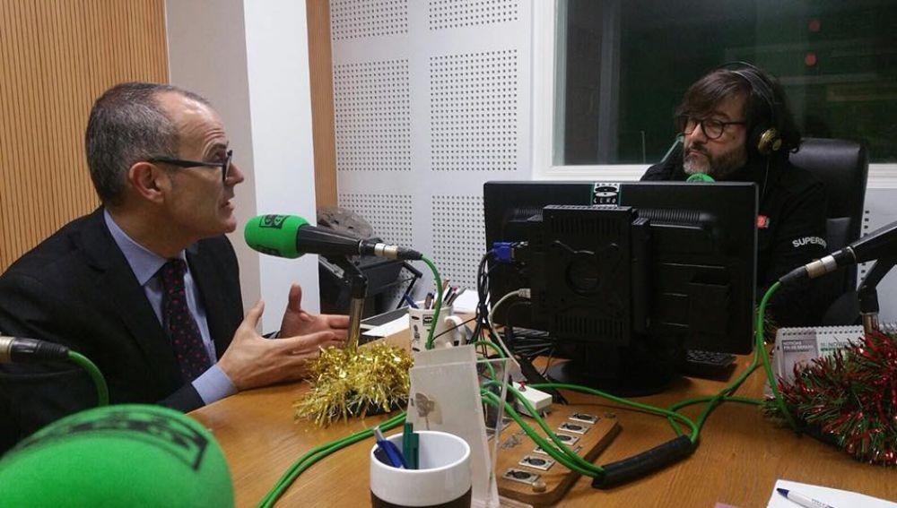 Jesús Vazquez, alcalde de Ourense