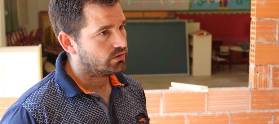 Enric Porcar, concejal de Educación