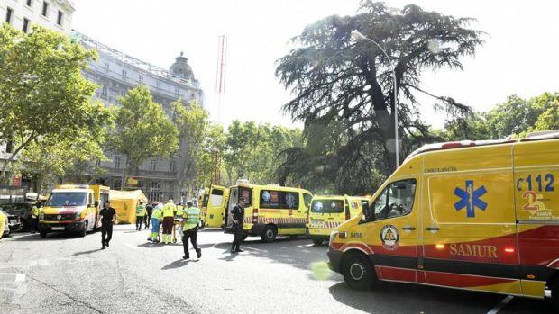 Detenido por acuchillar a su hermano en una reyerta en Alcobendas
