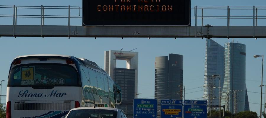 Protocolo anticontaminación de Madrid